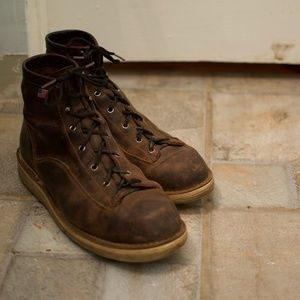 Danner Bull Run leather boots